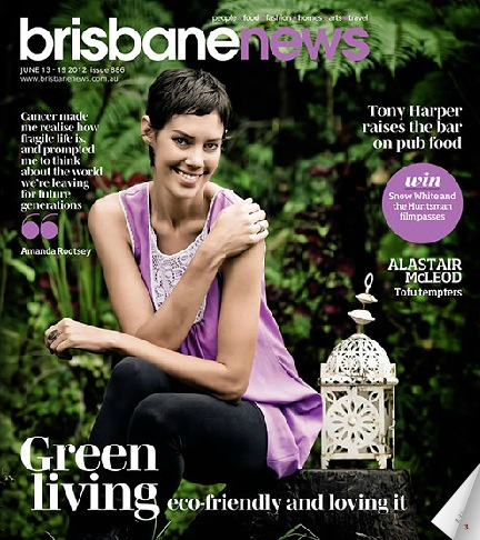 Brisbane News Cover