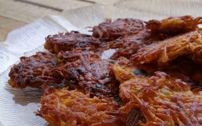 Sweet Potato Hashbrowns