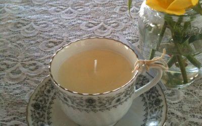Flashback: DIY Candles