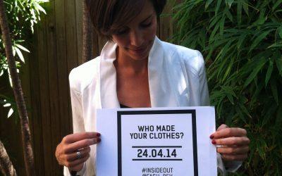 Fashion Revolution Day – get on board!